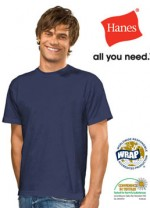 Navy-Blue Men Beefy T