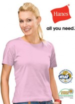 light-pink Women Beefy T