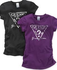 t-shirt printing Guess