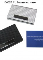 NL84026 PU Namecard Case