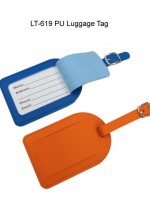 NLLT-619 PU Luggage Tag