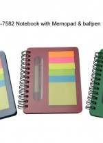 nb-7582_notebook_with_memopad_ballpen
