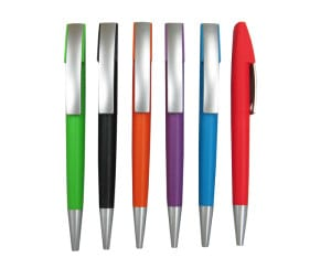 NL5033 Plastic Ballpen 1000pcs - $0.85 (nett) each with 1 colour logo printing *click to enter product*