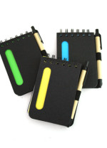 JNO1005 Notebook with Pen - 1
