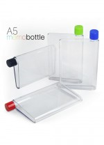 A5 Memo Bottle - Clear2